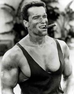 Bodybuilding and smoking.