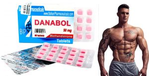 Danabol application with other steroids