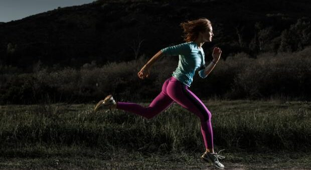 How to run in the evenings