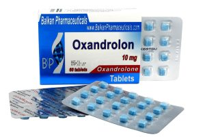 Oxandrolone Effect