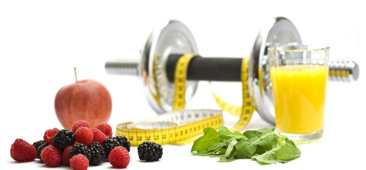 Bodybuilding: sports nutrition