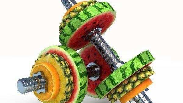 Sports diet for men