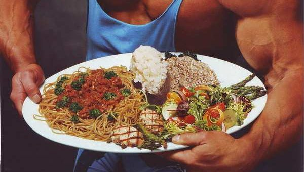 Sports Recipes – What does the Athlete Eat for Lunch?