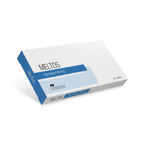Meltos 40 Clenbuterol hydrochloride (Clen)