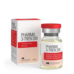 Pharma 3 Tren 200 Trenbolone Mix (Tri Tren)