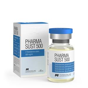 Pharma Sust 500 Sustanon 250 (Testosterone mix)