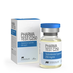 Pharma Test C250 Testosterone cypionate