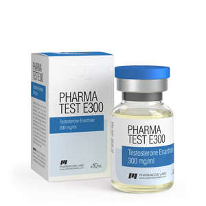 Pharma Test E300 Testosterone enanthate