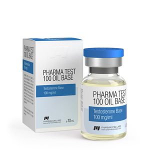 Pharma Test Oil Base 100 Testosterone Base