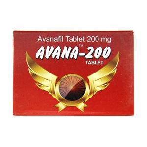 Avana 200 Avanafil