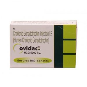 Ovidac 5000 IU HCG