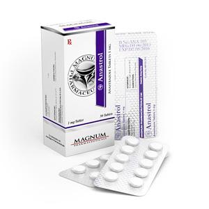 Magnum Anastrol Anastrozole