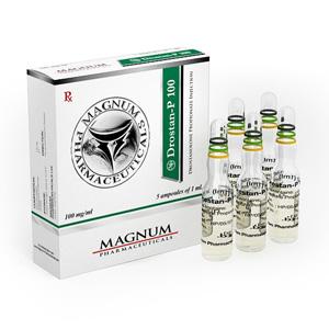 Magnum Drostan-P 100 Drostanolone Propionate (Masteron)