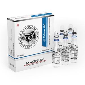 Magnum Primo 100 Methenolone enanthate (Primobolan depot)