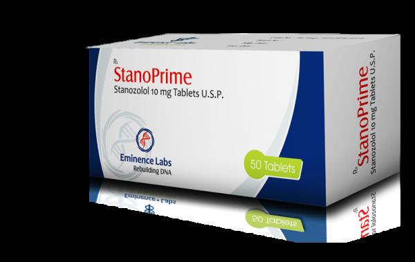 Stanoprime Stanozolol oral (Winstrol)