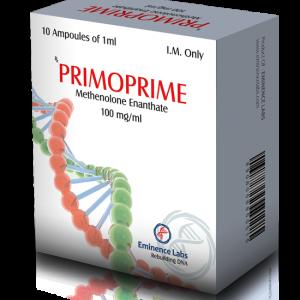 Primoprime Methenolone acetate (Primobolan)