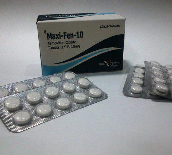 Maxi-Fen-10 Tamoxifen citrate (Nolvadex)