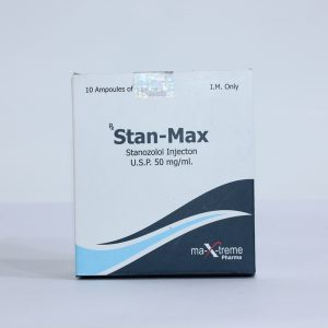 Stan-Max Stanozolol injection (Winstrol depot)