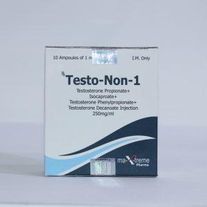 Testo-Non-1 Sustanon 250 (Testosterone mix)