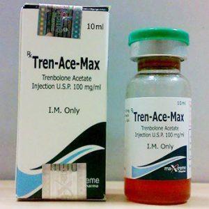 Tren-Ace-Max vial Trenbolone acetate