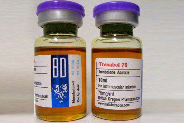 Trenbolone-75 Trenbolone acetate