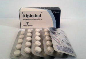 Alphabol Methandienone oral (Dianabol)