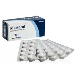 Mastoral Methyl drostanolone (Superdrol)