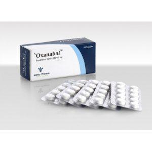Oxanabol Oxandrolone (Anavar)