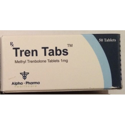 Tren Tabs Methyltrienolone (Methyl trenbolone)