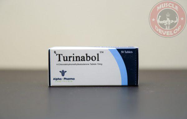 Turinabol 10 Turinabol (4-Chlorodehydromethyltestosterone)