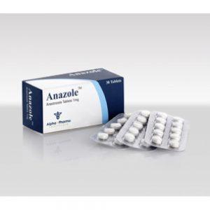 Anazole Anastrozole