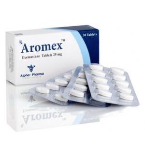 Aromex Exemestane (Aromasin)