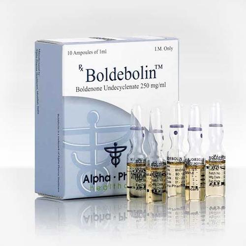 Boldebolin Boldenone undecylenate (Equipose)
