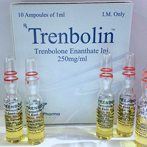 Trenbolin (ampoules) Trenbolone enanthate