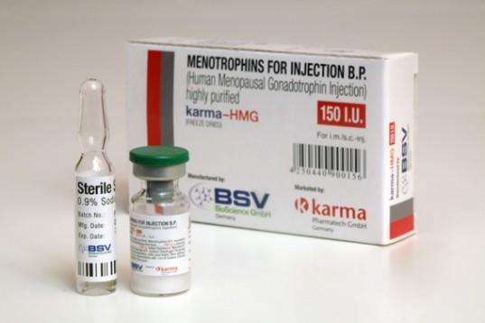 HMG 150IU (Humog 150) Human Growth Hormone (HGH)