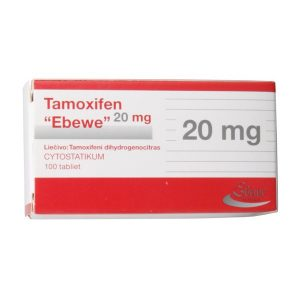 Tamoxifen 20 Tamoxifen citrate (Nolvadex)