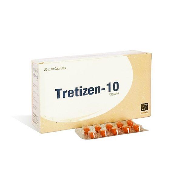 Tretizen 10 Isotretinoin  (Accutane)