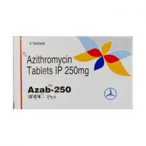 Azab 250 Azithromycin