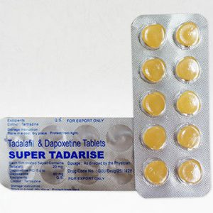 Cialis with Dapoxetine 60mg Tadalafil