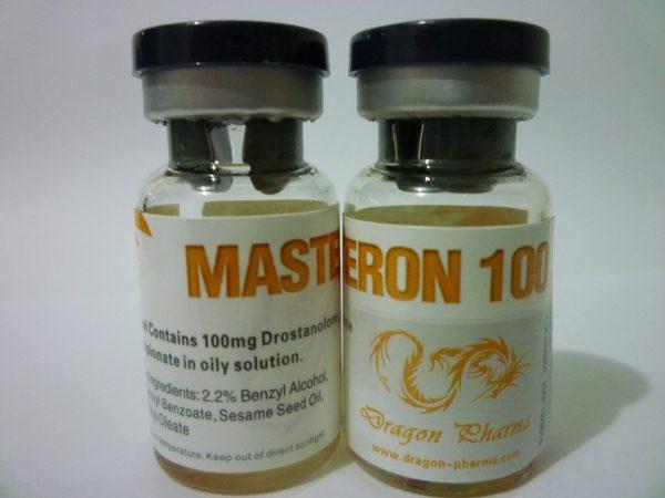 Masteron 100 Drostanolone propionate (Masteron)