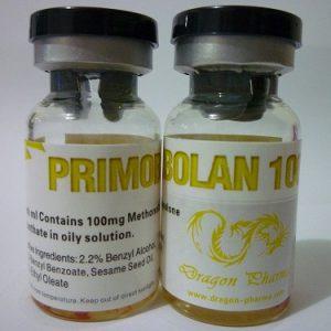 Primobolan 100 Methenolone enanthate (Primobolan depot)