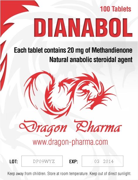 Dianabol 20 Methandienone oral (Dianabol)