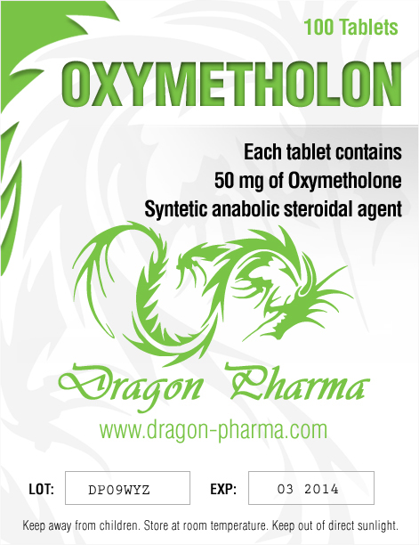 Oxymetholon Oxymetholone (Anadrol)