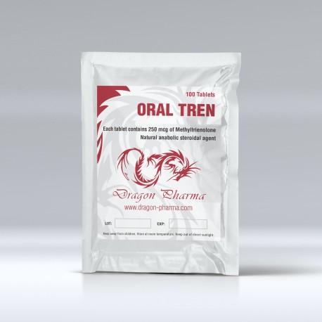 Oral Tren Methyltrienolone (Methyl trenbolone)