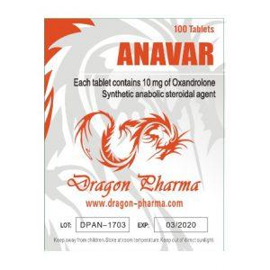Anavar 10 Oxandrolone (Anavar)